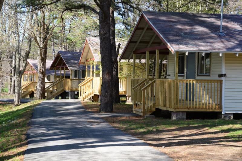 Cabins Exterior