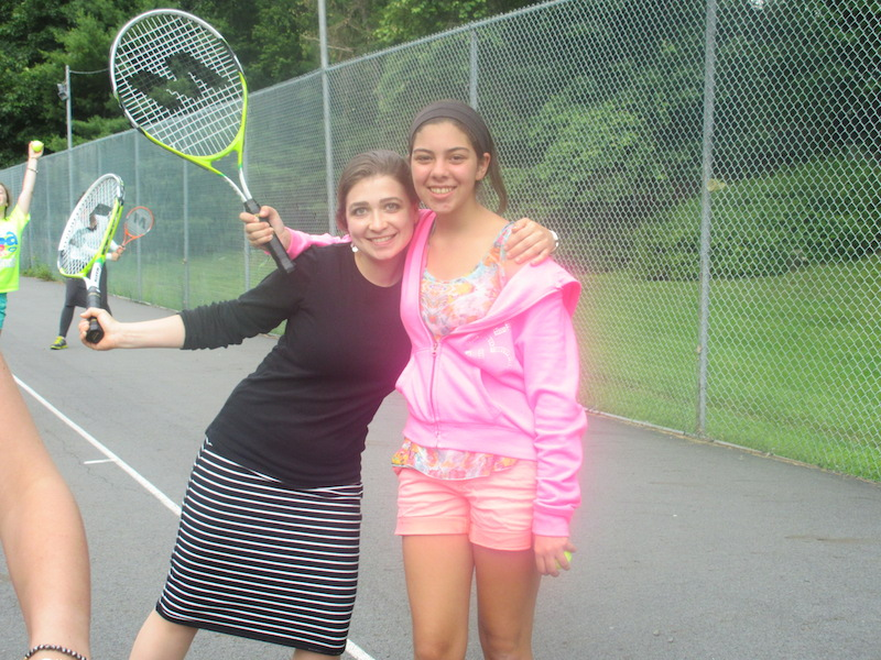 Activity - tennis